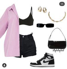 Tomboy Fashion, Teen Fashion Outfits, Retro Outfits, Look Fashion, Streetwear Fashion, Cute Swag Outfits, Cute Comfy Outfits, Chic Outfits, Trendy Outfits