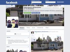 Me ollaan Facebookissa!