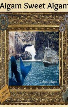 #wattpad #aventura Charllot é professora de lendas, em uma cidade perdida de vidro, também conhecida como AIGAM. Um lugar místico, que sobreviveu ao tempo, com sua magia, localizada no Oceano Atlântico.  Aigam não é tranquila como parecem, forças do mal querem quebra-la e levar seus visitantes e moradores, para a esc...