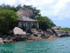 Kaya Mawa On Likoma Island, Malawi