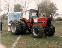 IH 5488 FWD ... #Farming #Tractors #FarmEquipment #Harvesters
