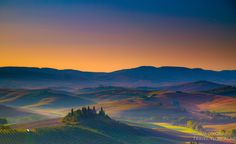 Fairy Tale of Tuscany by Marco  Grassi on 500px