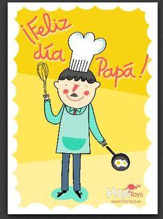 Felicita a papa con nuestra tarjeta