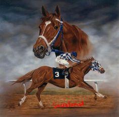 Secretariat, Triple Crown Winner!
