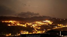 Noche iluminada #ninght #linght #moon #city #manizales #colombia #travel #sky #mist #fog #happynight #outdoors #montain