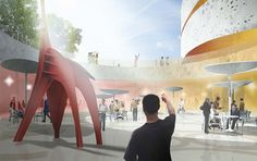 Tianjin-Samaranch Memorial Olympic Museum / Holm Architecture Office