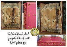 I Love Dad Folded Book Art by Quilling Owl  https://www.facebook.com/media/set/?set=a.852701888139764.1073741864.664237603652861&type=3