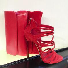 Casadei red sandals | #highheels #heels #platgorm #fashion #style #stylish #love #cute #photooftheday #tall #beauty #beautiful #instafashion #girl #girls #model #shoes #styles #outfit #instaheels #fashionshoes #shoelover #instashoes #highheelshoes #trendy #heelsaddict #loveheels #iloveheels #casadeiofficial