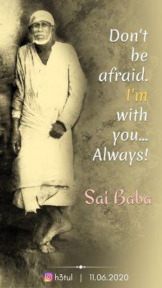 Sai Baba Miracles, Shirdi Sai Baba Wallpapers, Sai Baba Hd Wallpaper, Sanskrit Quotes, Good Morning Image Quotes, Sai Baba Pictures, Sai Baba Quotes, Swami Vivekananda Quotes, Sathya Sai Baba