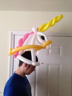 balloon hats on Pinterest | Balloons, Balloon Animals and Hats