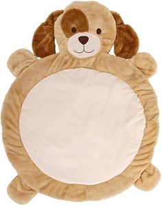 Extra Large Plush Puppy Dog Play Mat Exclusive To Www