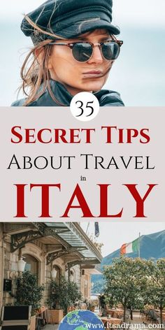 Italy travel tips. 35 of the best travel tips for when you take your Italy vacation in Europe. Inside tips and hacks to make your Italy vacation as smooth as a caffe crema! tips 35 Italy Tips. Make Your Trip To Italy as Smooth As a Caffé Crema Tipping In Italy, Europa Tour, Places To Travel, Places To Visit, Tourist Places, Italy Travel Tips, Travel Europe, Travelling Tips, Traveling To Italy Tips