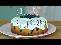 Bolo de Blueberry e Limão Siciliano - Vai Comer o Quê?