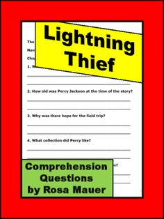 Comprehension Questions- Hatchet