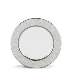 Lenox Pearl Beads Salad Plate #williamssonoma
