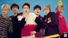JB like damn!! JR suprised ,Jackson like Mhmmmm❤️, and BamBam like No No No❤️