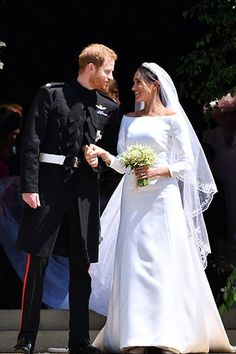 5dfc6c1afb4 Meghan and Harry Put the Royal Wedding Flowers to the Sweetest Use After  They Said  I Do
