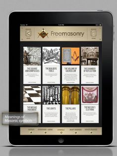 LEARN EVERYTHING ABOUT FREEMASONRY WITH AN AMAZING BOOK LAYOUT ...