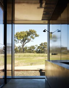 """house on the hill"" in victoria, australia. by wolveridge architects. #showerporn"
