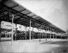 Sirkeci Garı'nın açılışı 1880...