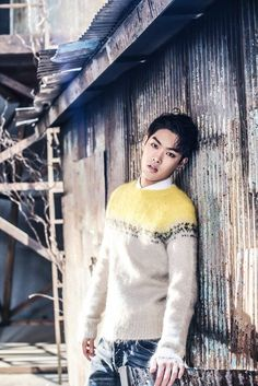 Cross Gene's Takuya is a handsome guy in his individual teaser images   allkpop