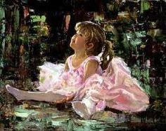 Really a tiny dancer :)