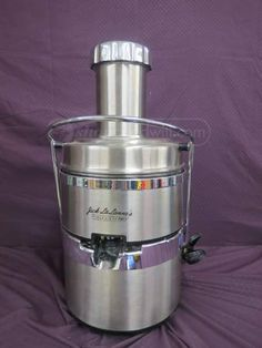 shopgoodwill.com: Jack La Lanne's Power Juicer Pro Machine