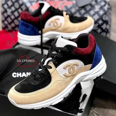 88724abd05c 37 Best Chanel Sneakers images | Chanel sneakers, Tennis trainer ...