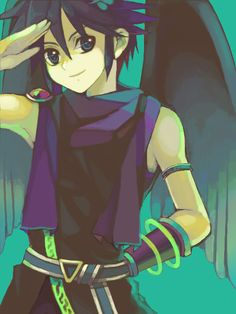 Dark Pit Salutes To The Greatness Of Kid Icarus Uprising