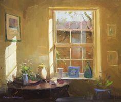 "Colley Whisson: ""A Quiet Corner Tasmania"" David Hart Galleries"