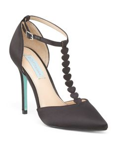BETSEY JOHNSON Cece Dress Ankle Heel for $39 http://sylsdeals.com/betsey-johnson-cece-dress-ankle-heel-39/