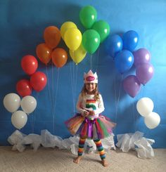 Mom-A-Logues: Lilli's Rainbow Party