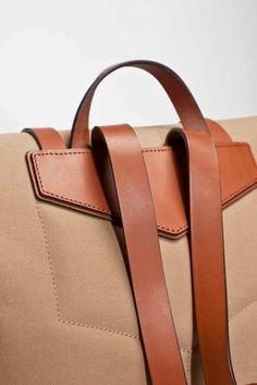 Backpack Hazel Brown Mismo 5