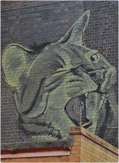 Irony Street Art, Bethnal Green ...