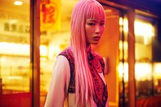 Fernanda ly is one tricky beauty.  Though she's asian, she's actually born in....... See below