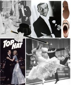 """""""Astaire & Rogers"""" by lmm2nd on Polyvore"""