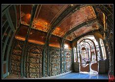 Castel Béranger de Hector Guimard - Francia. S.XX. Modernismo (Art Nouveau)