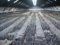 Xi'an China: Terra Cotta Warriors
