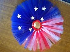 Red white and blue patriotic American flag handmade tulle tutu with stars! Sizes 0-5t. Purchase yours today!  http://www.ebay.com/itm/261482758686?var=&ssPageName=STRK:MESELX:IT&_trksid=p3984.m1555.l2649