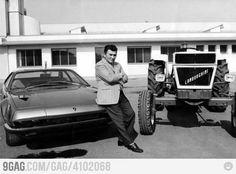 Just Lamborghini, Lamborghini, and Lamborghini.