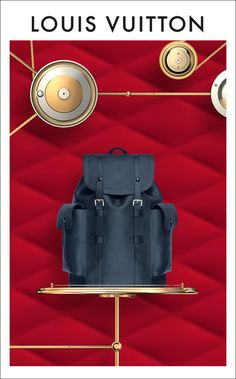A gift for your favorite adventurer. Shop Louis Vuitton Backpacks.