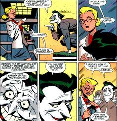 Harley Quinn & the Joker
