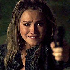 "he broke her down...""what is love?"" ""love is weakness"""