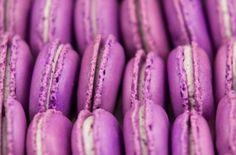 Purple Macarons - Radiant Orchid Color of the year The Purple, Purple Food, All Things Purple, Purple Haze, Shades Of Purple, Purple Stuff, Magenta, Light Purple, Purple Tumblr