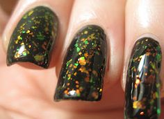 piCture pOlish Splendour swatched by My Lucid Bubble check out those nails stunning!!
