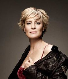 Risultati immagini per Robin Wright hair cut Adore Pixie Hairstyles, Pretty Hairstyles, Robin Wright Haircut, Hair Day, New Hair, Latest Short Haircuts, Great Hair, Awesome Hair, Hair Looks