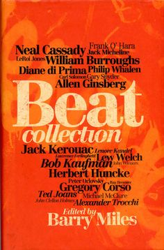 BEAT COLLECTION | Barry MILES, edits and introduces