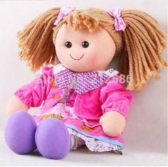Promoción de Muñecas De Trapo Suave - Compra Muñecas ...