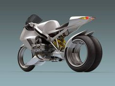 Future Motorcycle concept, FB R200S...