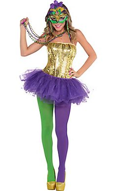 Mardi Gras Costumes - Masquerade Costumes & Ideas - Party City